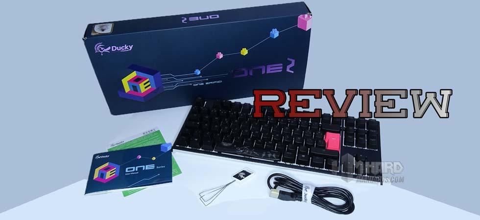 teclado ducky one 2 rgb tkl