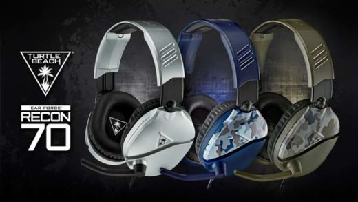 auriculares turtle beach recon 70
