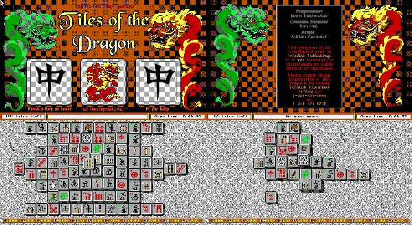juegos de id Software, Tiles of the Dragon