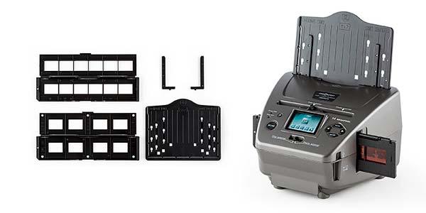 escaner para negativos con accesorios