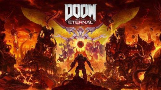 Portada Doom Eternal