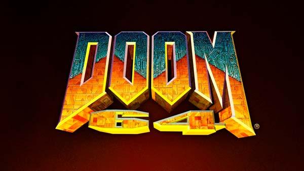 Portada Doom 64