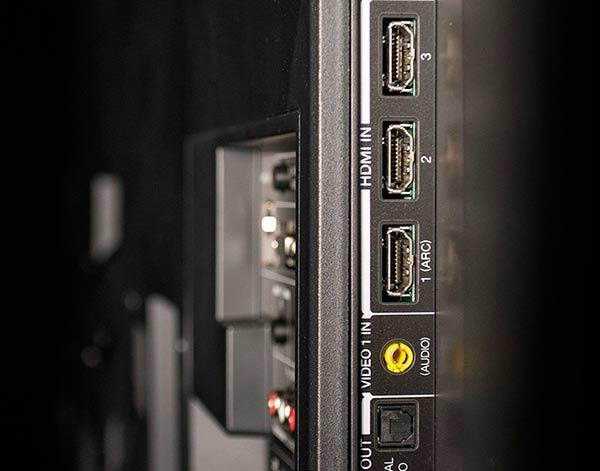 conectores mejor televisor o monitor