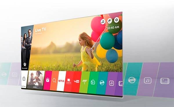 mejor televisor Smart TV