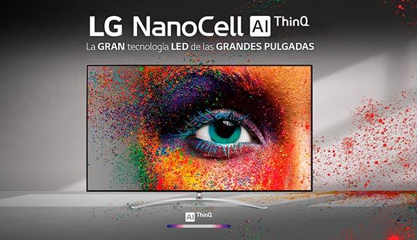 mejor televisor lg nanocell