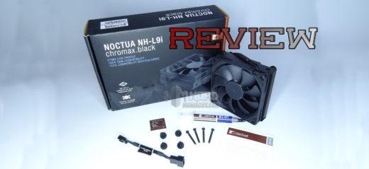 Noctua NH-L9i chromax.black