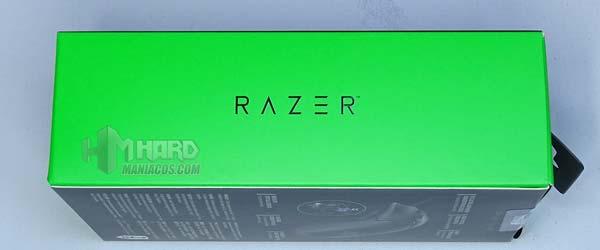 lateral verde caja Razer Viper Mini