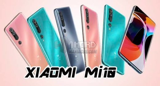 Xiaomi Mi 10 portada