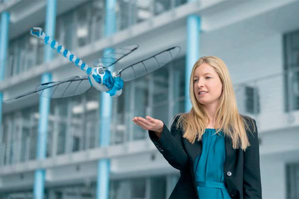libelula robot BionicOpter