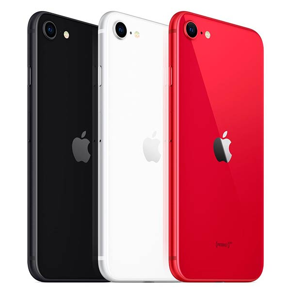 iPhone SE 2020 colores