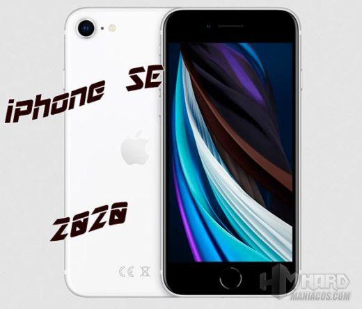 iPhone SE 2020 portada