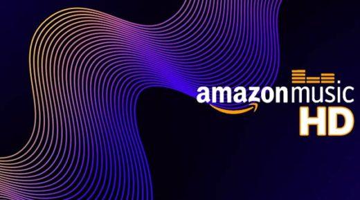 Amazon Music HD Portada