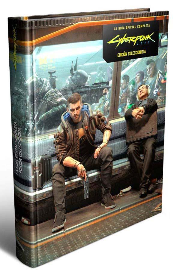 Guía oficial Cyberpunk 2077 Edición Colecconista (Español e inglés)