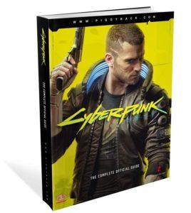 Guía oficial Cyberpunk 2077 (Español e inglés)
