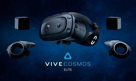 HTC Vive Cosmos Portada