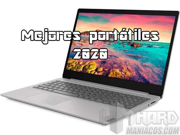 mejores portatiles 2020
