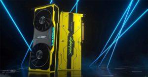 RTX 2080 Ti Cyberpunk 2077 Edition