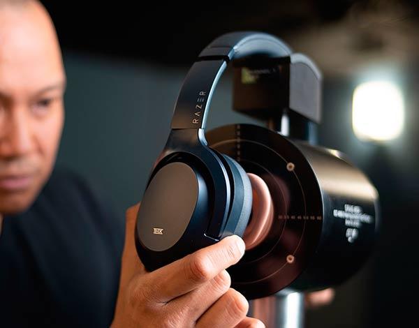 auriculares Razer audio THX y ANC
