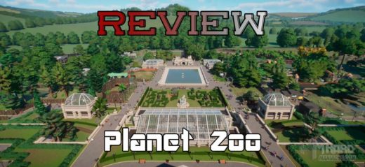 Review planet zoo, portada