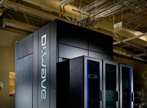 computadores cuánticos D-Wave