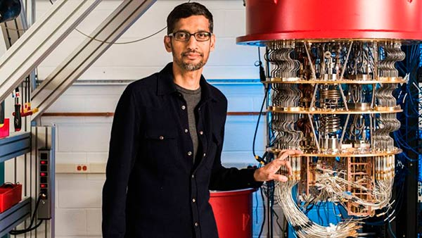 John Martinis supremacia cuantica Google