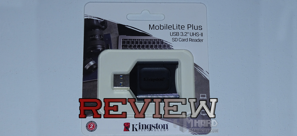 Kingston MobileLite Plus