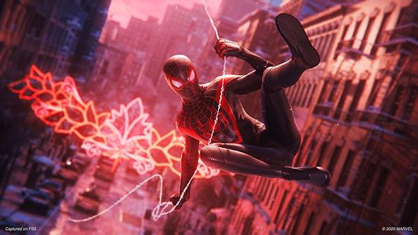 SpiderMan PlaySatation 5