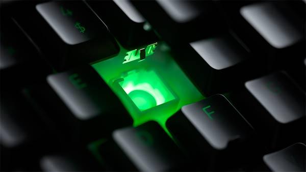 teclado híbrido Razer Ornata