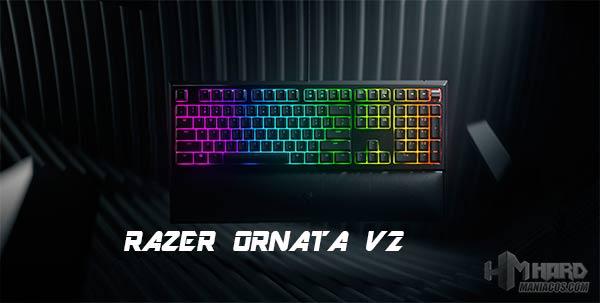Razer Ornata V2 Portada