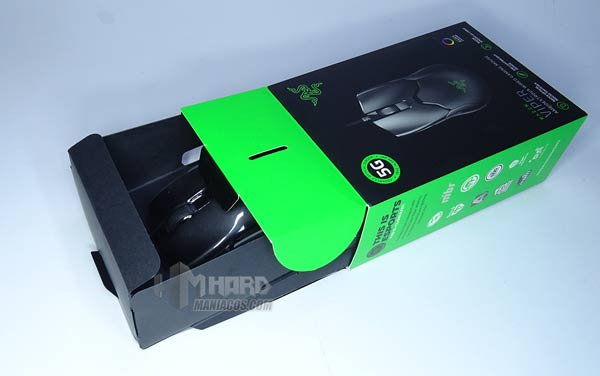 unboxing Razer Viper