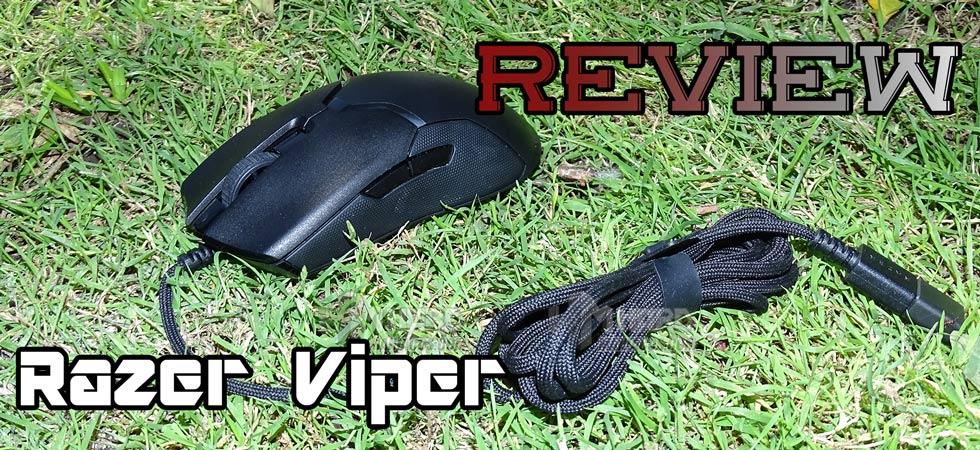 Review razer viper