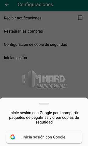 Sticker Studio Google