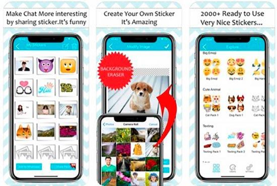 sticker maker for whatsapp ios