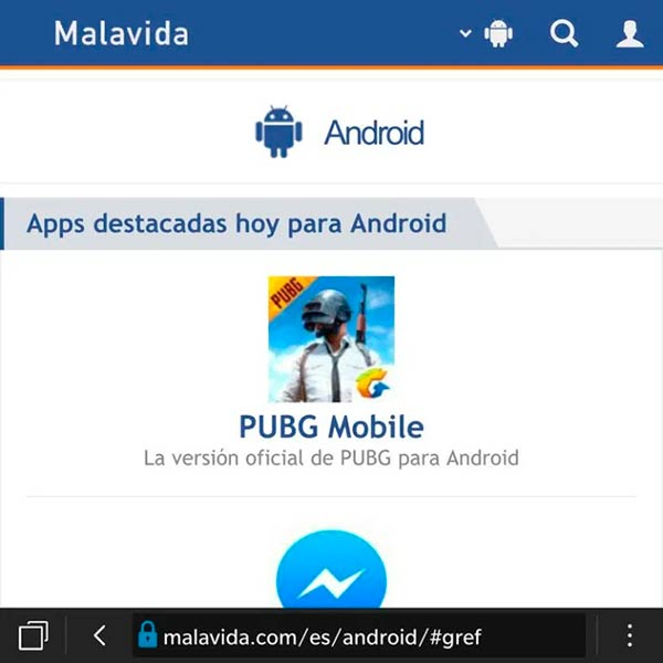 malavida descargar apps Android