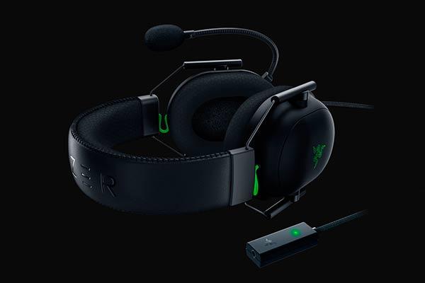microfono y THX Spatial Razer BlackShark V2
