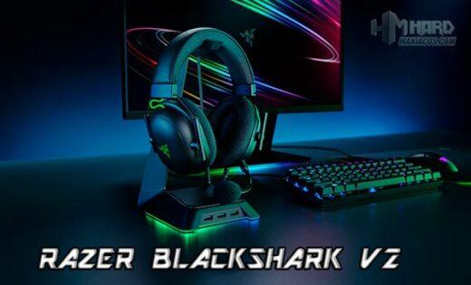 auriculares Razer Blackshark V2 portada