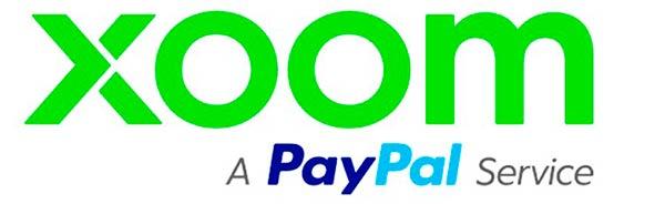 recargar movil Paypal Xoom