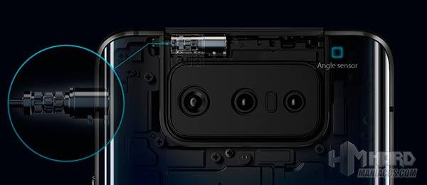 Zenfone 7 camara por dentro