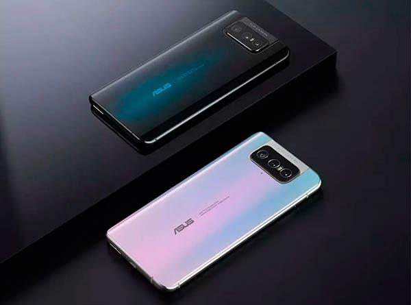 colores Asus Zenfone 7