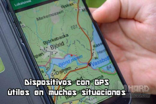 Dispositivos con GPS