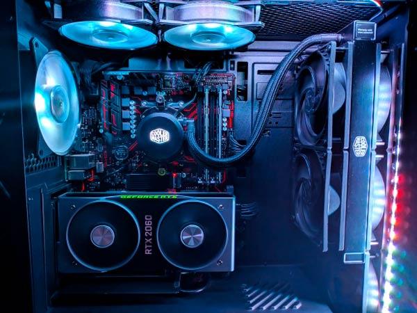 iluminacion para ordenador