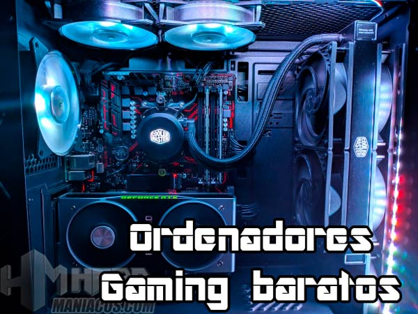 ordenador gaming barato