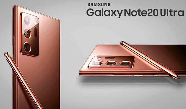 Samsung Unpacked 2020 Galaxy Note 20 Ultra