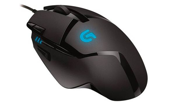 raton Logitech G402 Hyperion Fury