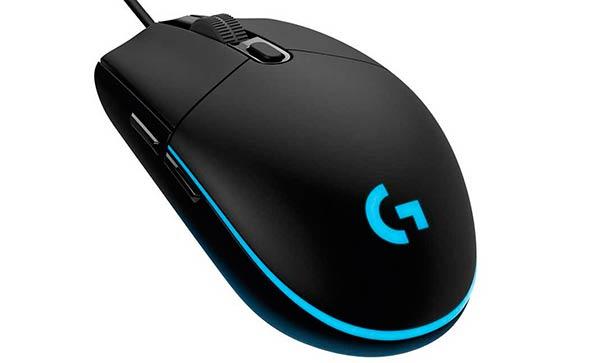 ratones gaming Logitech G203