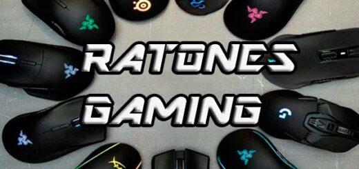mejores ratones gaming portada
