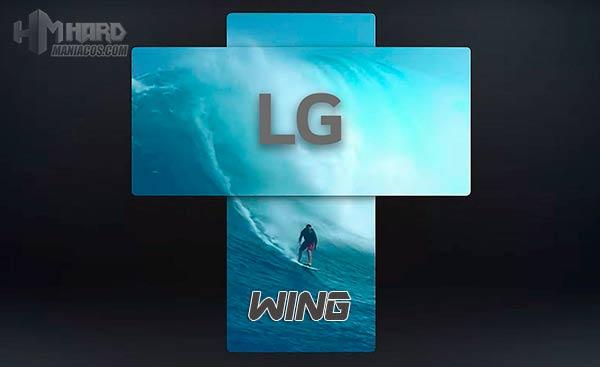 LG Wing Portada