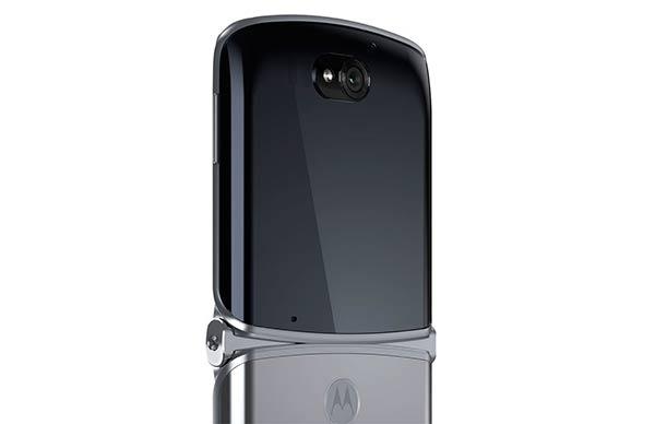 Motorola Razr 5G camara