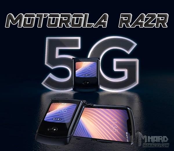 motorola Razr 5G portada