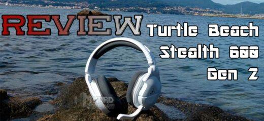 Turtle Beach Stealth 600 Gen 2, portada